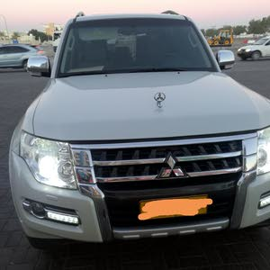 2015 Used Pajero with Automatic transmission is available for sale