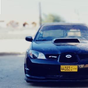 Subaru Impreza 2007 For sale - Black color
