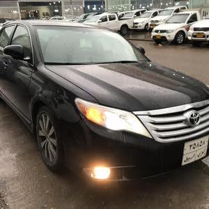 Black Toyota Avalon 2012 for sale