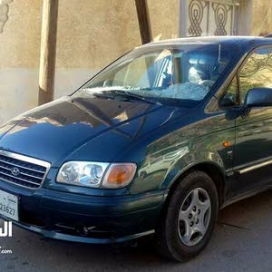 Available for sale! 1 - 9,999 km mileage Hyundai Trajet 2002