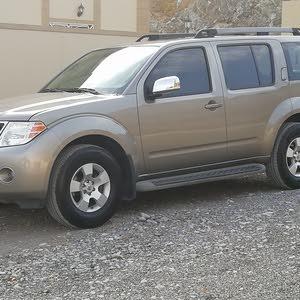 Gasoline Fuel/Power   Nissan Pathfinder 2010