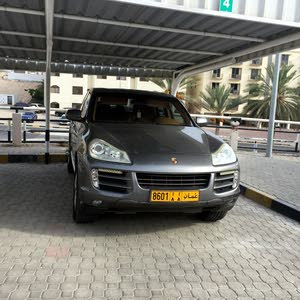 +200,000 km mileage Porsche Cayenne for sale