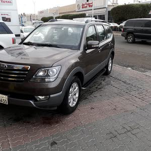 Brown Kia Mohave 2014 for sale