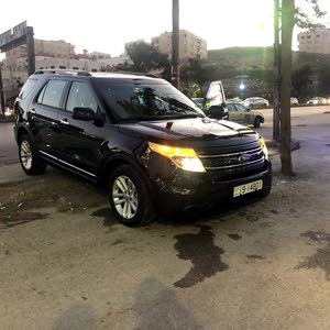 Used condition Ford Explorer 2014 with  km mileage