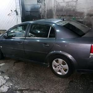 Used condition Opel Vectra 2007 with +200,000 km mileage