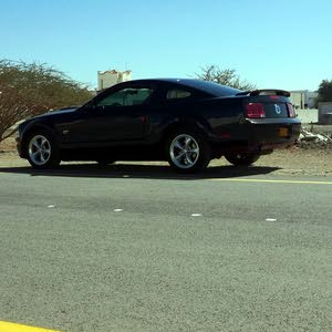Ford Mustang car for sale 2008 in Al Mudaibi city