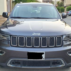For Sale Jeep Grand Cherokee Limited - Oct 2019 - 24,000 Km - 140,000 SAR