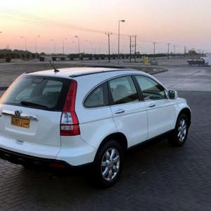White Honda CR-V 2008 for sale
