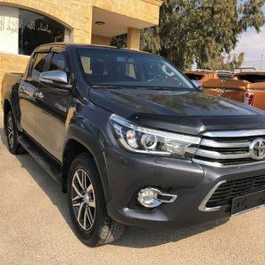 For sale Toyota Hilux car in Zarqa