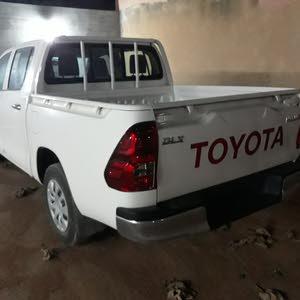 Gasoline Fuel/Power   Toyota Hilux 2017