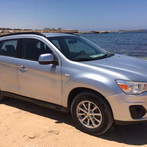 Used Mitsubishi ASX for sale in Tripoli