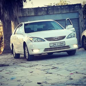 Toyota Camry car for sale 2006 in Amman city