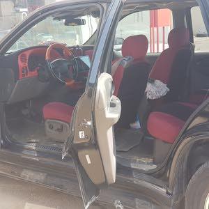 +200,000 km Chevrolet TrailBlazer 2002 for sale
