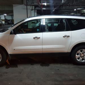 10,000 - 19,999 km Chevrolet Traverse 2009 for sale