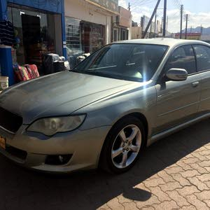 Subaru Legacy 2008 For sale - Grey color