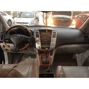 Lexus RX 2007 For sale - Grey color