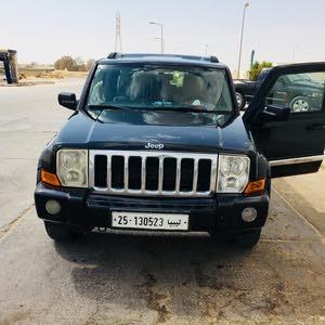 2007 Jeep Commander for sale in Ajdabiya