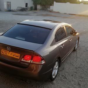 Grey Honda Civic 2009 for sale