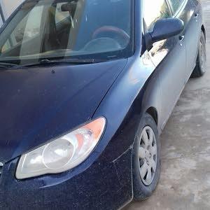 Used condition Hyundai Elantra 2008 with +200,000 km mileage