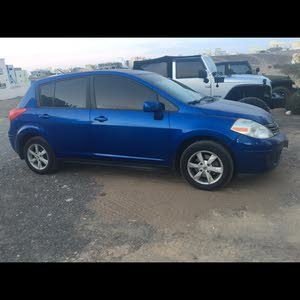 Used condition Nissan Tiida 2010 with  km mileage