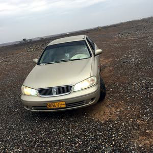 Nissan Sunny 2004 For sale - Gold color