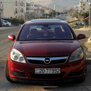 Automatic Red Opel 2006 for sale