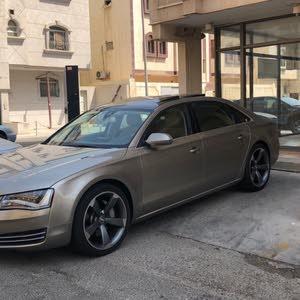 Audi A8 2014 - Used