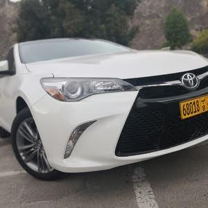 Toyota camry للبيع كامري SEوارد جدا نظيف2017