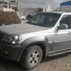 Hyundai Terracan 2003 for sale in Tripoli