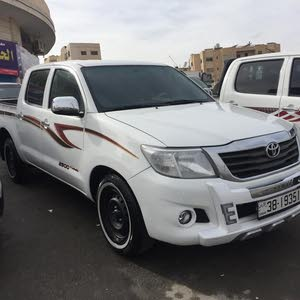 Toyota Hilux 2006 For sale - White color