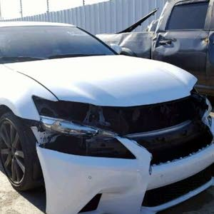 Lexus GS 2014 For sale - White color