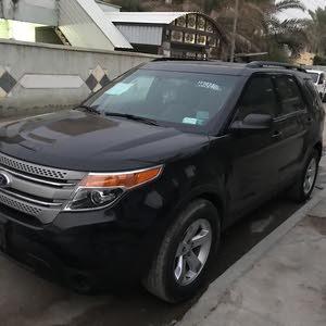 Ford Explorer 2015 For sale - Black color
