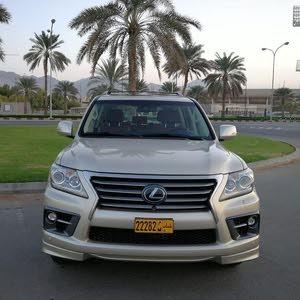 Lexus LX 2015 For Sale