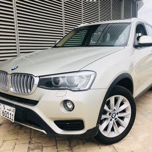 BMW X3 model 2015