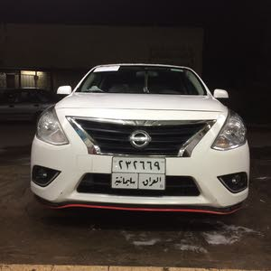 2017 Nissan Sunny for sale in Baghdad