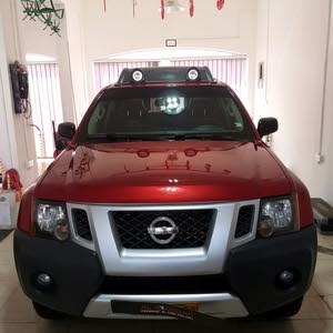 Gasoline Fuel/Power   Nissan Xterra 2015