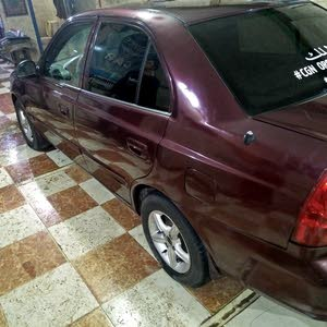 Hyundai Verna Used in Giza