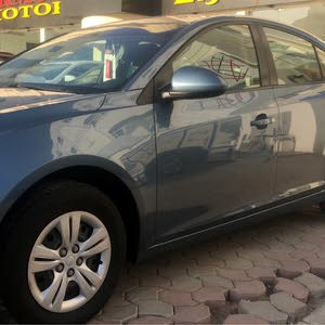 Blue Chevrolet Cruze 2013 for sale