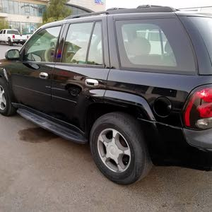 2006 Used TrailBlazer with Automatic transmission is available for sale