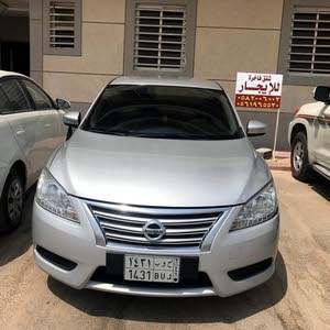 Automatic Silver Nissan 2016 for sale