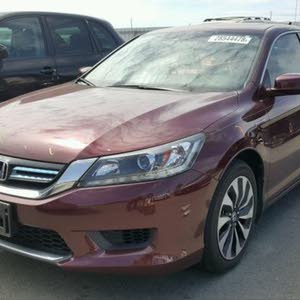 Honda Accord 2015 For sale - Maroon color
