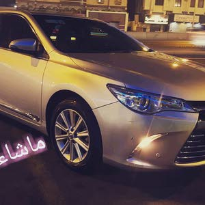Toyota Camry 2017 Premium with PushButton start , 38,000Km