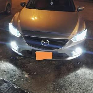 Silver Mazda 6 2016 for sale