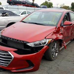 For sale 2018 Red Elantra