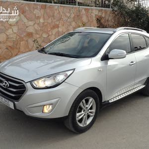 Beige Hyundai Tucson 2013 for sale