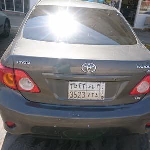 Toyota Corolla car for sale 2008 in Al Riyadh city
