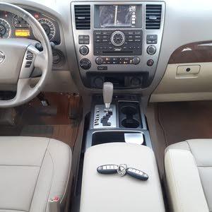 Nissan Armada car for sale 2015 in Barka city