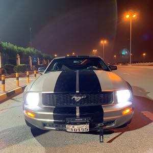 Gasoline Fuel/Power   Ford Mustang 2009