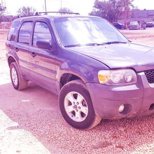 Used Ford Escape for sale in Benghazi