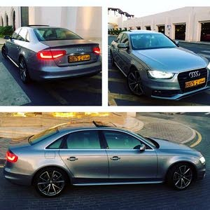 New condition Audi A4 2016 with  km mileage